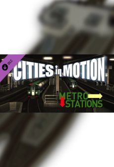free steam game Cities in Motion: Metro Stations