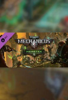 free steam game Warhammer 40,000: Mechanicus - Heretek