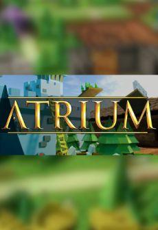 free steam game ATRIUM