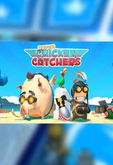 free steam game Super Chicken Catchers