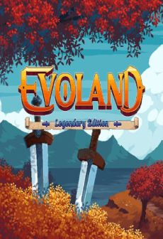free steam game Evoland Legendary Edition