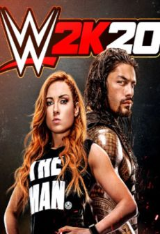 WWE 2K20 Standard Edition