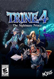Trine 4: The Nightmare Prince - Steam - Key (  )