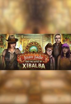 Joan Jade and the Gates of Xibalba - Steam - Key (  )