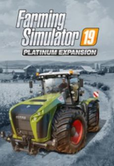 Farming Simulator 19 - Platinum Expansion (DLC)