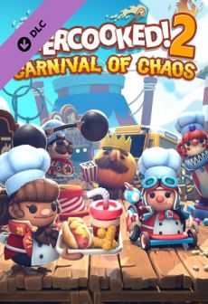 Overcooked! 2 - Carnival of Chaos - Steam - Key