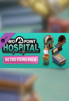 Two Point Hospital: Retro Items Pack (DLC)
