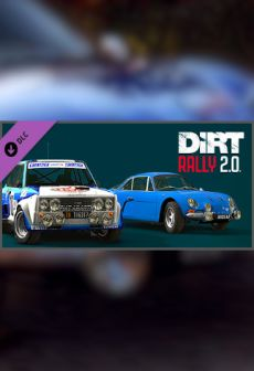 DiRT Rally 2.0 - H2 RWD Double Pack (DLC)