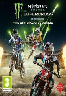 Monster Energy Supercross 3 The Official Videogame - Steam - Key