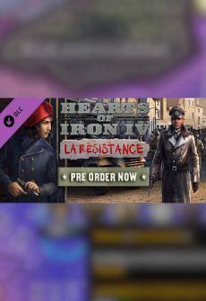 Hearts of Iron IV: La Résistance (DLC)