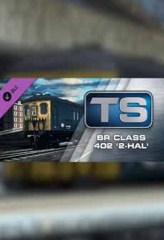 Train Simulator: BR Class 402 '2-HAL' EMU Add-On (DLC)