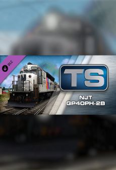 Train Simulator: NJ TRANSIT® GP40PH-2B Loco Add-On (DLC)