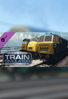 Train Simulator: Western Hydraulics Pack Add-On (DLC)