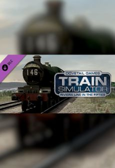 Train Simulator: Riviera Line in the Fifties: Exeter - Kingswear Route Add-On (DLC)