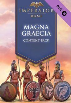 free steam game Imperator: Rome - Magna Graecia Content Pack