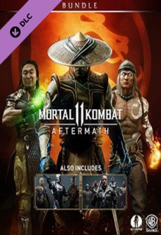 Mortal Kombat 11: Aftermath + Kombat Pack Bundle