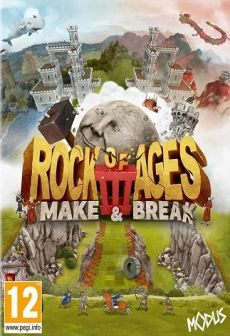 free steam game Rock of Ages 3: Make & Break