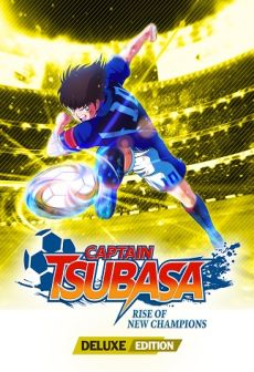 Captain Tsubasa: Rise of New Champions   Deluxe Month One Edition