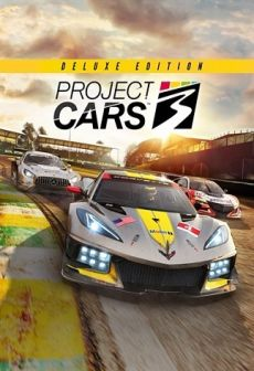 free steam game Project Cars 3 | Deluxe Edition