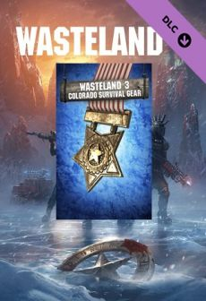Wasteland 3 - Colorad Survival Gear Pack