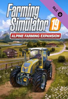 Farming Simulator 19 - Alpine Farming Expansion