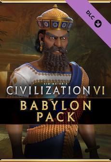free steam game Sid Meier's Civilization VI - Babylon Pack