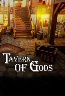 free steam game Tavern of Gods