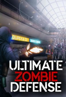 free steam game Ultimate Zombie Defense