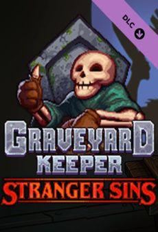 free steam game Graveyard Keeper - Stranger Sins