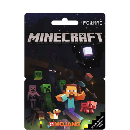 Minecraft Game Card (World)
