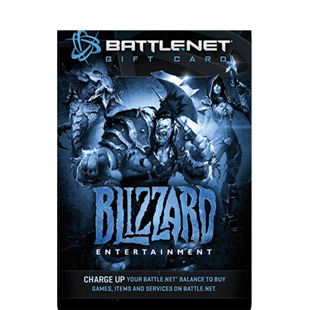 $20 Battle.net Balance Card (US)