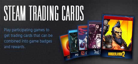 free steam trading cards